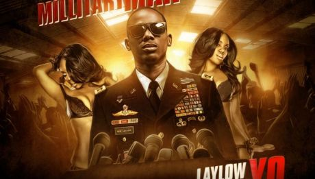 LayLow ft. YQ - MILITARY MAN Artwork | AceWorldTeam.com