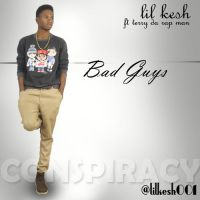 Lil' Kesh ft. Terry tha Rapman - BAD GUYS [prod. by K9Mix]