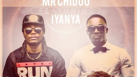 Mr. Chidoo ft. Iyanya - AMBER ROSE Artwork | AceWorldTeam.com