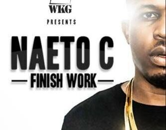 Naeto C - FINISH WORK [prod. by E-Kelly] Artwork