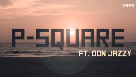 P-Square ft. Don Jazzy - COLLABO [Lyric Video] Artwork | AceWorldTeam.com
