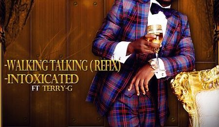 Samklef - WALKING TALKING [Refix] + INTOXICATED ft. Terry G Artwork | AceWorldTeam.com