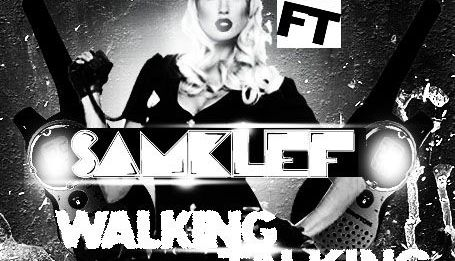 Samklef ft. Samklef - WALKING TALKING [prod. by Samklef] Artwork | AceWorldTeam.com