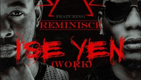 Sarz ft. Reminisce - ISE YEN [Work] Artwork | AceWorldTeam.com