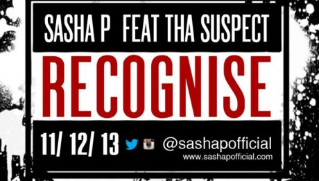 Sasha P ft. Tha Suspect - RECOGNISE Artwork | AceWorldTeam.com