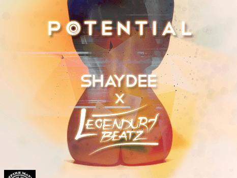 ShayDee ft. Legendury Beatz - POTENTIAL [Freestyle] Artwork   AceWorldTeam.com