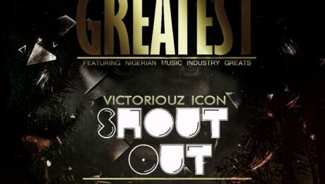 Victoriouz Icon ft. Skales - SHOUT OUT Artwork | AceWorldTeam.com