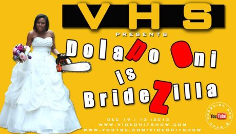 VideoHitShow ~ DOLAPO ONI IS BRIDEZILLA!!! Artwork | AceWorldTeam.com