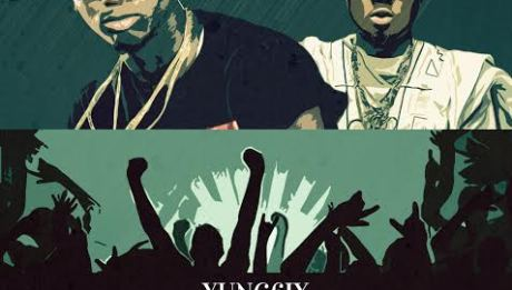 Yung6ix ft. Ice Prince - TURN UP [prod. by E-Kelly] Artwork | AceWorldTeam.com