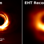 Imaging Black Holes With The Eht Andrew Chael