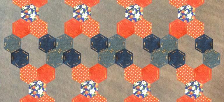 A hexie pattern
