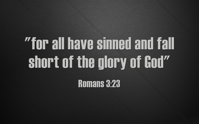 for-all-have-sinned-and