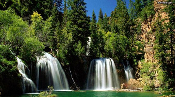 Enjoying God's Natural Surroundings