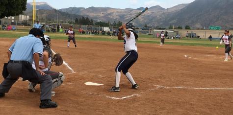 Softball reigns victorious over Atascadero