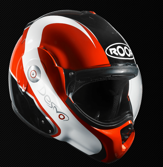 Roof Desmo Le Casque Roof Desmo Débarque » Acidmoto.ch, Le Site