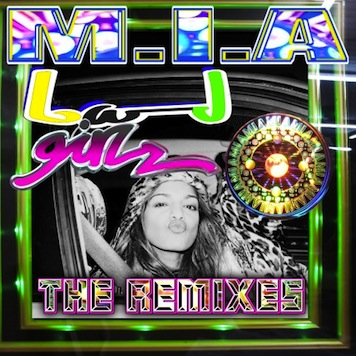 M.I.A. Bad Girls ft. Missy Elliott & Rye Rye Switch Remix