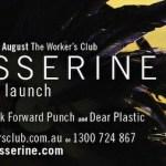 Back Back Forward Punch - Passerine Single Launch