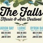 Falls Festival 2013 / 2014