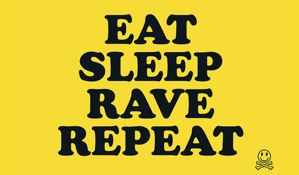 Fatboy Slim & Riva Starr - Eat, Sleep, Rave, Repeat