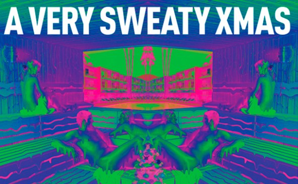 A Very Sweaty Xmas Party