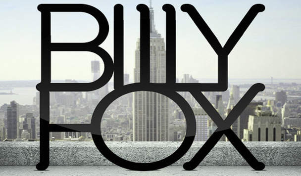 Billy Fox - Monuments