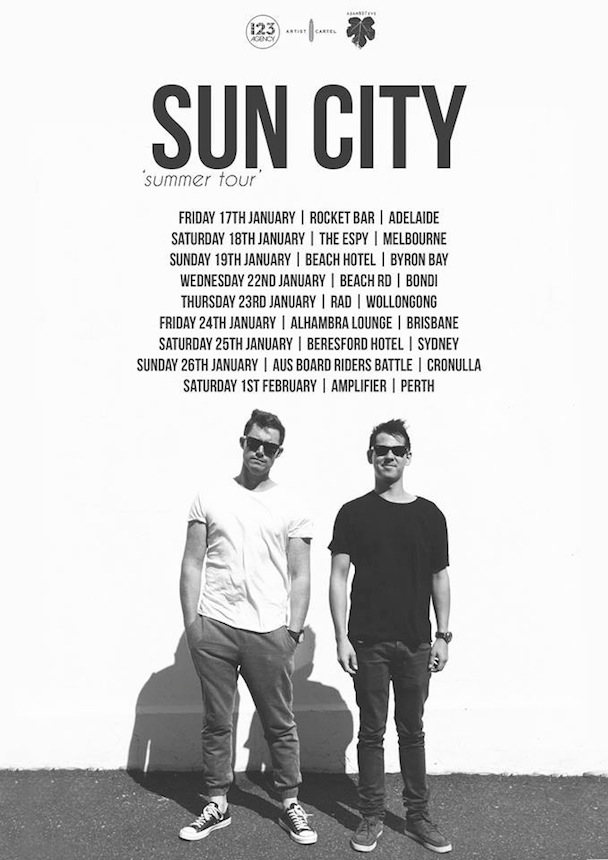 Sun City - Australian Summer Tour
