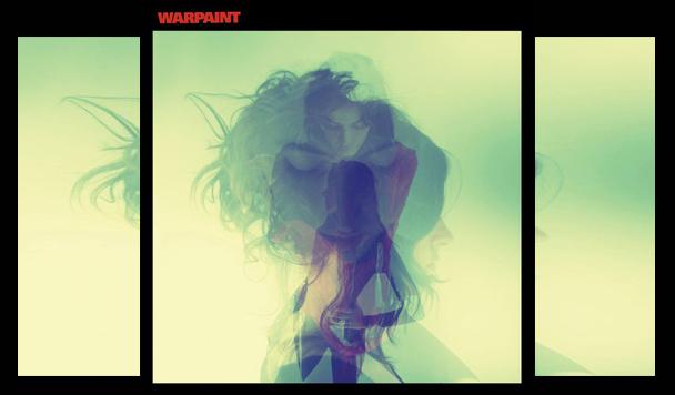 Warpaint- Self titled  [Album Review]