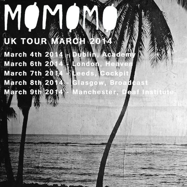 MØ - tour poster