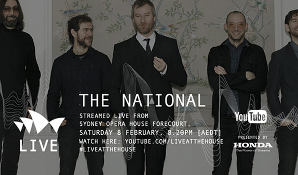 The National - Live At The Sydney Opera House
