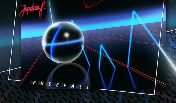 Jordan F - Freefall  [EP Stream]