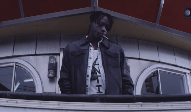 Le1f - BOOM  [Music Video]