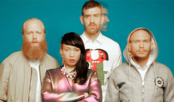 Little Dragon - Interview - acid stag