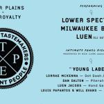 Society Of Tastemakers & Elegant People (STEP) presents- Young Labels - acid stag