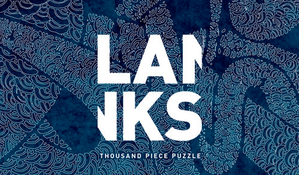 LANKS - Thousand Piece Puzzle EP - acid stag