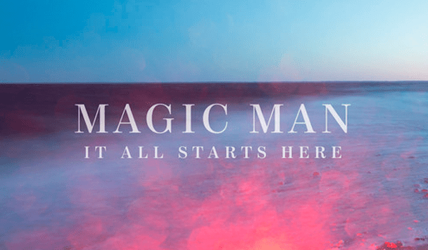 Magic Man - It All Starts Here - acid stag