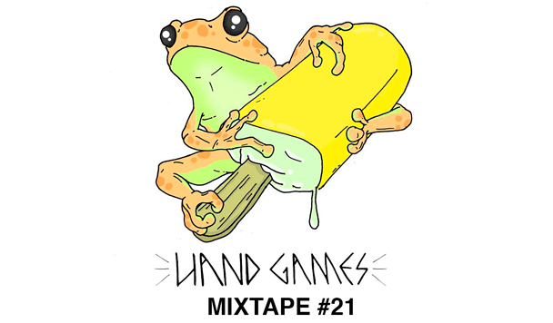 Hand Games - MIXTAPE #21 JUL - acid stag
