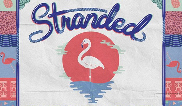 Stranded on Stradbroke Island, Nov 2014 [Review] - acid stag
