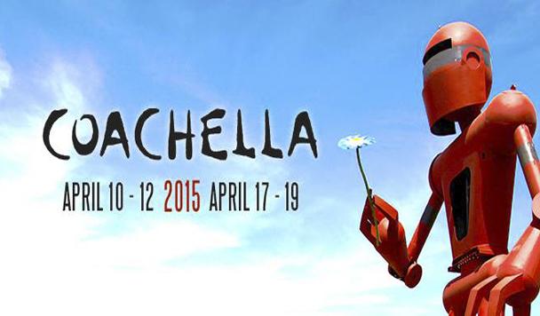 Coachella 2015 Lineup Announced - acid stag
