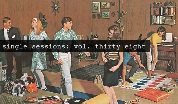 Single Sessions - Maya Payne, BLCK-WHT, Malvae, CLVBS, KRNE - acid stag
