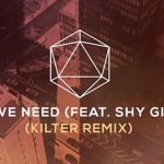 ODESZA - All We Need (ft. Shy Girls) (Kilter Remix) - acid stag