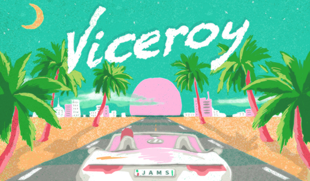 Viceroy - Back At The Start (ft K. Flay) - acid stag