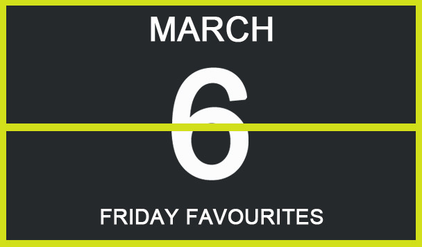 Friday Favourites - Stay Bless, DiRTY RADiO, PALM BEACH, PALM BEACH, Nada Funk - acid stag