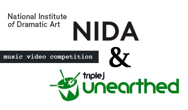 triple j Unearthed x NIDA- Music Video Competition - acid stag