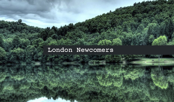 London Newcomers - Tiger Touch, Foodoo, Cardboard, Xander Ghost, Carson Hayes - acid stag