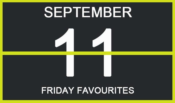 Friday Favourites, Alge, Monomyth, Boy Wulf, sprightly, JAWZ - acid stag