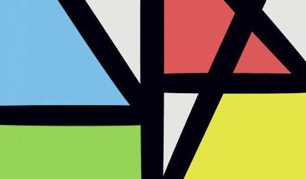 New Order - Plastic (ft. La Roux) - acid stag