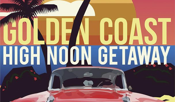 Golden Coast - High Noon Getaway - acid stag