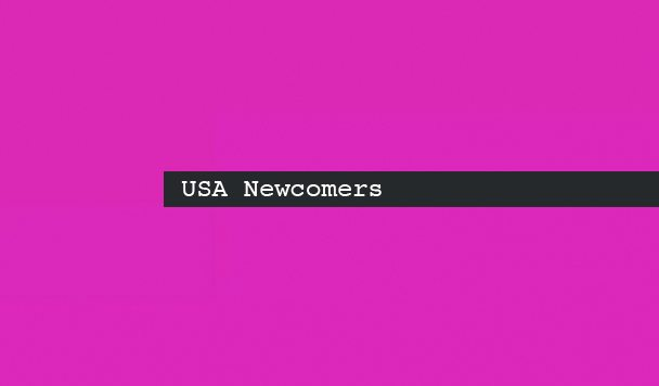 USA Newcomers, Lucy Sunday, Vector_XING, Greg Hvnsen, MAVRICK & Alec Niet - acid stag