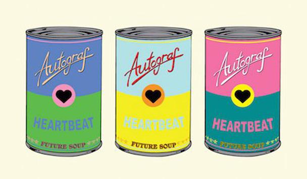 Autograf - Heartbeat [New Single] - acid stag