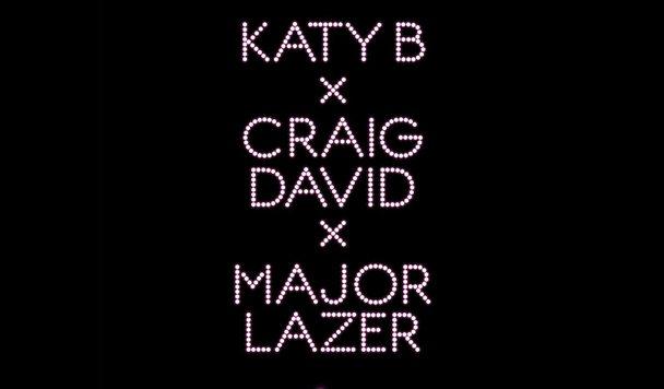 Katy B x Craig David x Major Lazer - Who Am I [New Single] - acid stag